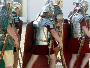 Die Römer hätten das Internet bestimmt genutzt (Foto: wjk)